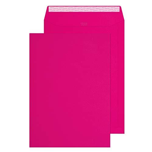 Juice Envelopes Wallet Peel and Seal 120gsm Raspberry Ripple C4 [Pack 250]
