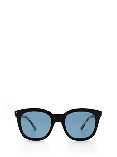 Gucci Moda De Lujo Hombre GG0571S004 Negro Acetato Gafas De Sol | Temporada Permanente