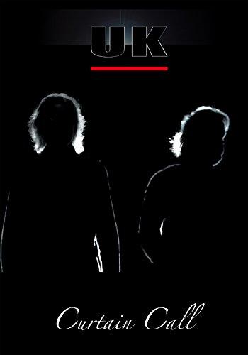 エディ・ジョブソン~U.K.特別公演『憂国の四士』『デンジャー・マネー』完全再現ライヴ カーテン・コール【初回限定盤DVD+2CD/日本語字幕付】