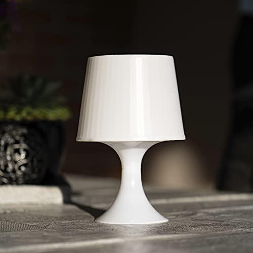 Proventa SensorLight Lámpara luz solar LED exterior con sensor crepuscular
