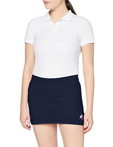 Le Coq Sportif Tennis Jupe-Short N°2 W Pantalón Corto, Mujer, Dress Blues, S