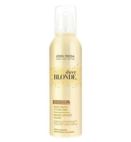 John Frieda Sheer Blonde Boost Mousse 200ml