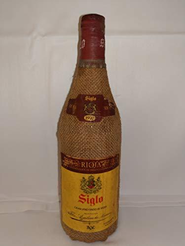 Siglo Saco 1970. Bodegas AGE. Fuenmayor La Rioja. Félix Azpilicueta Martínez