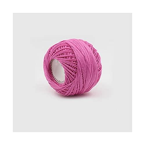 RXDZ 50g / Bola 3#DIY Cable de Hilo de Hilo de Hilo de Tejido de algodón Colorido Cordón de Hilo...