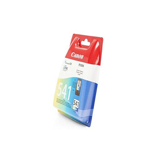 Original Canon 5227B005 / CL-541, für Pixma MG 3650 White Premium Drucker-Patrone, Cyan, Magenta, Gelb, 180 Seiten