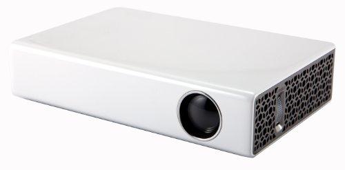 TAXAN 超小型LEDプロジェクター 330lm WXGA 450g DLP方式 KG-PL033W