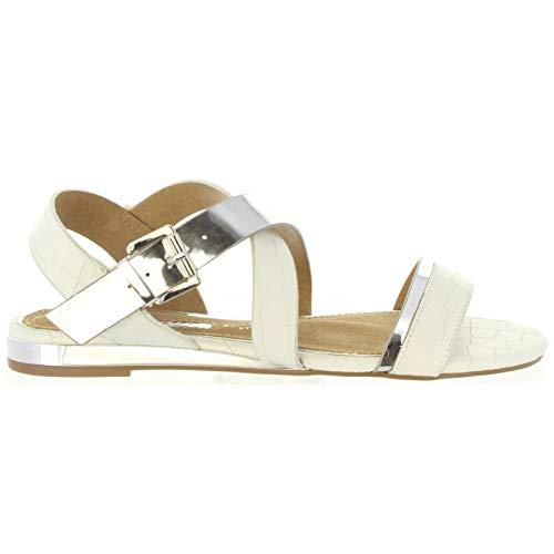 Maria Mare Sandalen für Damen 66819 C34962 Coco Blanco Schuhgröße 38