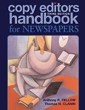 Best copy editors handbook for newspapers Reviews