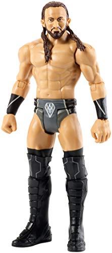 WWE Figura básica de acción, luchador Neville (Mattel FMD45)