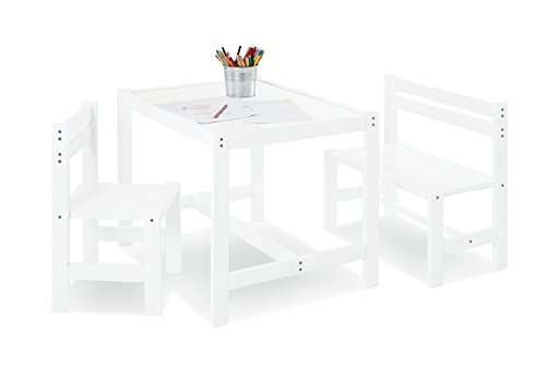 Pinolino 202420 - Kindersitzgruppe Timo weiß