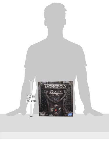 Monopoly - Jeu de Societe Game of Thrones Edition Collector