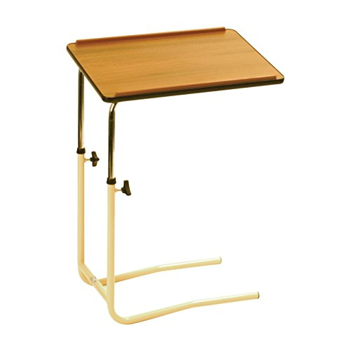 Days Overbed Table, Table Slides Over a Bed to Provide User with a Convenient Surface for Writing, Eating, and Desktop…