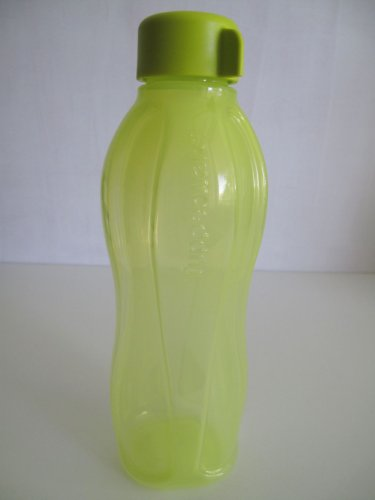 TUPPERWARE To Go Eco 750ml limoen drinkfles eco-fles fles eco-Easy eco