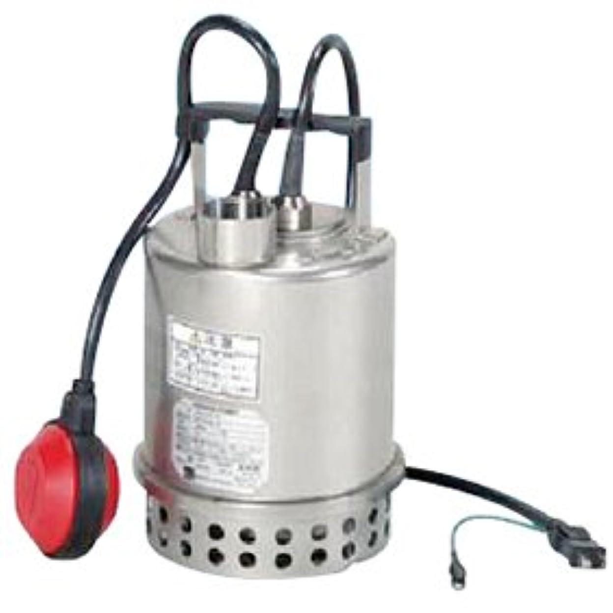 シミュレートするエッセイ悲鳴エバラポンプ(荏原製作所) P707型 ステンレス製水中ポンプ(PONTOS) 32P707A5.2SA (自動運転形 0.2kw 100V 50HZ)