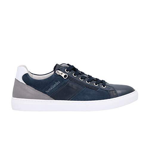 Nero Giardini Sneakers Blu Scarpe Uomo 1542DryGo E001542U 40