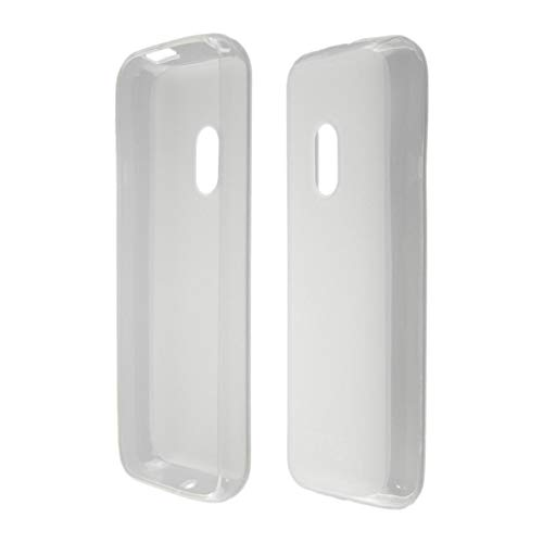 caseroxx TPU-Custodia per Nokia 125/150 (2020), Guaina (TPU-Custodia in bianco)