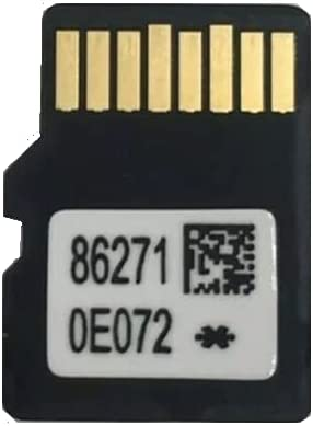 Navigation SD Card , Latest Update 2020 , Toyota Navigation SD Card for USA and Canada , 86271-0E072
