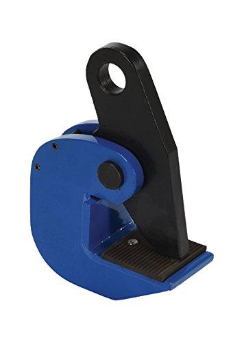 Vestil HPC-80 Horizontal Plate Lifting Clamp, Steel, 1-3/8