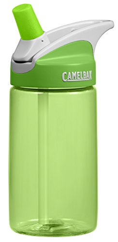 Camelbak eddy Kids .4L Water Bottle Grass