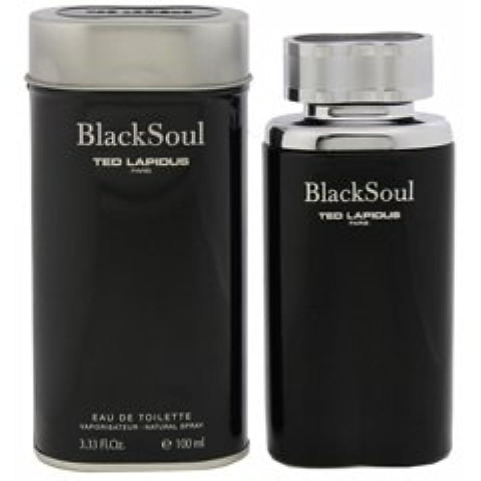 保持する取り消すダムBlack Soul (ブラック ソウル) 3.4 oz (100ml) EDT Spray by Ted Rapidus for Men