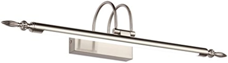 Spiegelleuchte Spiegel Licht, Anti-Fog und wasserdicht zeitgenssische Spiegel Lampe Wandleuchte ist geeignet für Badezimmer, Schlafzimmer, Kommode, Fresko LED Spiegellicht