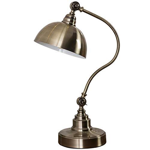 BYDXZ / Retro. Amerikanisch. Nostalgie. Eisen. Schlafzimmer. Wohnzimmer. IKEA Schreibtischlampe. Studie. Nachttischlampe. Einstellbare aktive Gelenke. E27.
