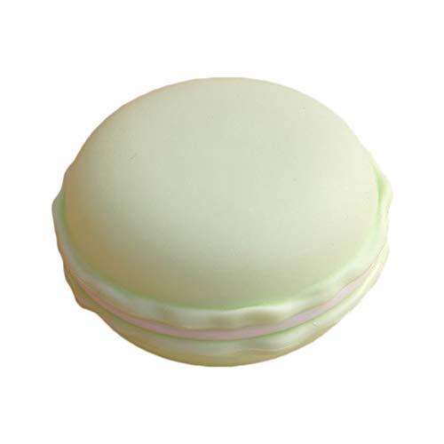 Oyfel Boîte à Bijoux Coffrets Forme de Grand Macaron Petite Boîte Ecrin de Rangement pour Bague Boucles d'oreilles Anneaux Collier Écouteur Tablette