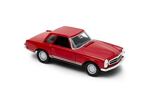 NEX-Models Welly Mercedes 230 SL (W113), rot, 1963 1:24 Fertigmodell Modellauto