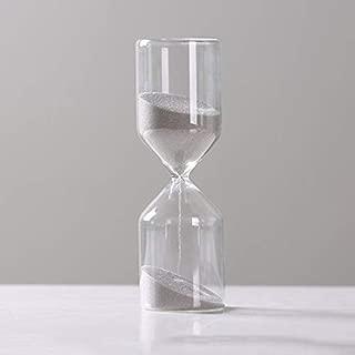 Surobayuusaku 11H326-4 Hand-Blown Timer Clock Magnetic Glass Sandglass Ampulheta Crafts Sand Clock Hourglass Timer