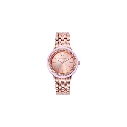 Mark Maddox MM7007-97 - Reloj, impermeable, 30m, color rosa