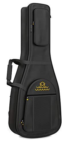 Monkey Loop - Jumping Acoustic - Funda para Guitarra Acústica - Dimensiones 43 x 113 x 14 cm - Color Negro - Acolchada - Alta Calidad - Protección Superior - Asa Reforzada - Materiales Resistentes