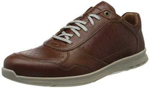 Jomos Herren Rogato Sneaker, Braun (Cognac 70-322), 47 EU