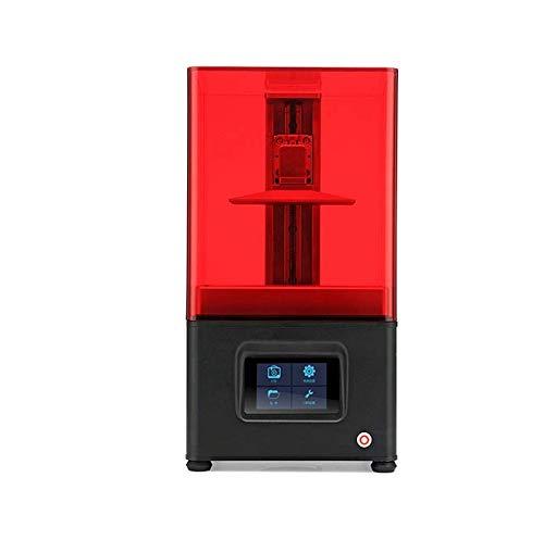 0.01mm Stéréolithographie LCD Imprimante 3D 405nm Résine Sensible Aux UV Éducation Médical Industrie