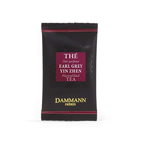 Passerini 1919 Damman Earl Grey Yin Then - zwarte thee met witte punten, bloemblaadjes en bergamot, 24 filter, Damman Frères