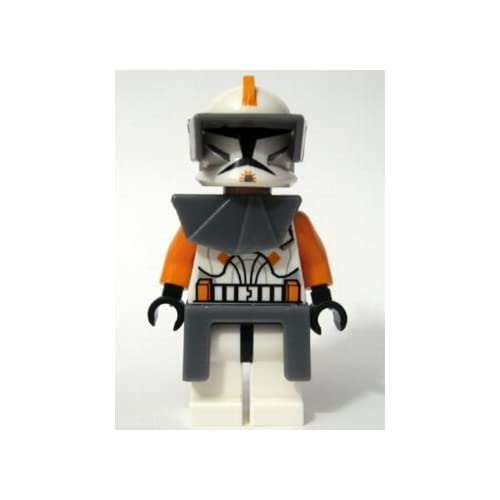 Amazoncom Lego Commander Cody Star Wars 2 Inch Minifigure Toy
