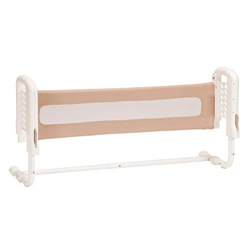 Safety 1st Top-of-mattress Bed Rail, Cream