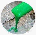 食品工場でも使える低臭床塗料 エポタフエース 春秋用 5kgセット EN103 ライトグリーン