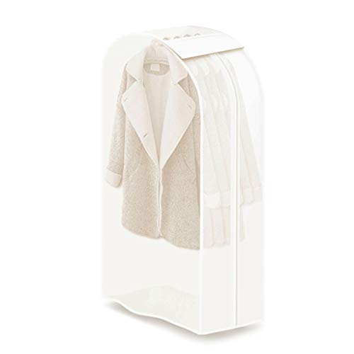Garment tassen, Opknoping Garment Bag Suit tassen Ademende opslag Protector Travel Carrier for de jurk Covers Kleding Toga (Size : 60 * 30 * 120cm)