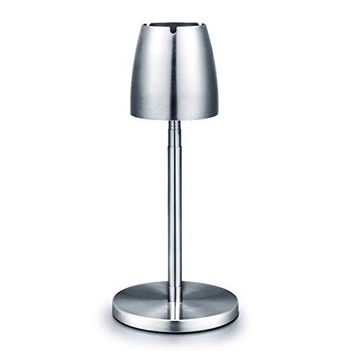 Jian E- hoge voet asbak roestvrij staal telescopische standaard vloer gerookte woonkamer salontafel display nachtkastje huis /-/