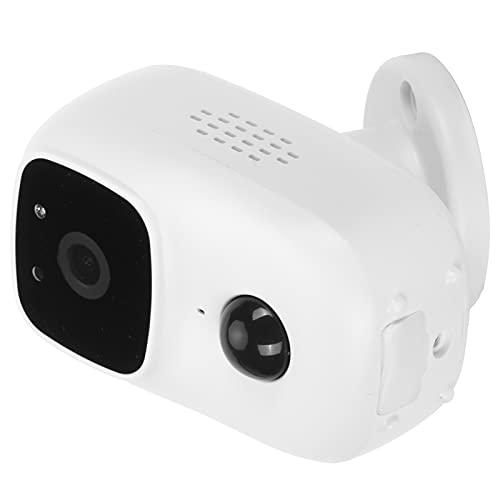 Bewakingssysteem, draadloze beveiligingscamera Laag stroomverbruik Technologie PIR-detectiefunctie voor thuis voor werk voor vrienden