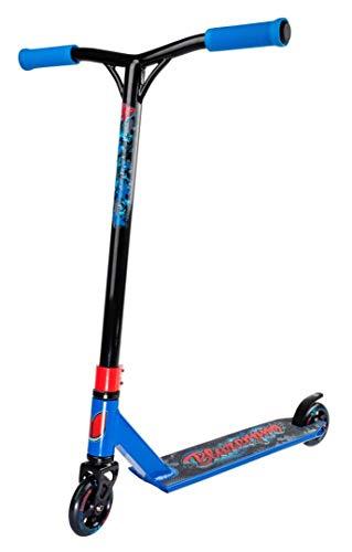Bluzerpro Distortion 2 Skateboard Hockey en rolschaatsen op wielen