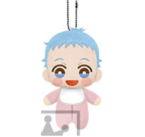 Banpresto Kuroko's Basketball TOMONUI Tip Off! Vol.2 Stuffed Plush Tetsuya Baby