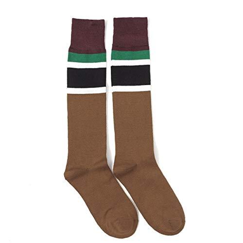 XIAMAZ 10 paar Harajuku Japanse kwaliteitskousen dames gestreept plaid sokken katoen stretch zacht mode dames sokken