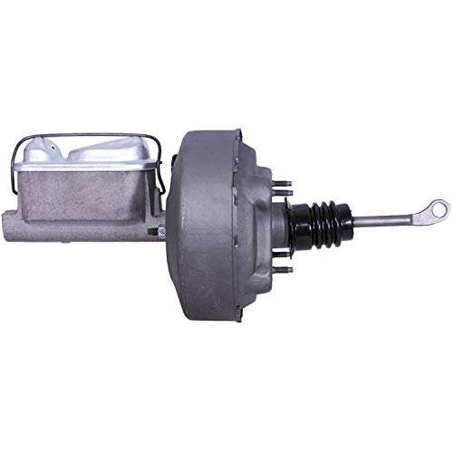 A1 Cardone 50-4004 Remanufactured Vacuum Power Brake Booster with Master Cylinder