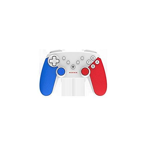 Adecuado for el interruptor de dispositivo de juego Pro mando inalámbrico adecuado for NS anfitrión Bluetooth de vibración del mando del regulador del juego somatosensorial, Gamepads for móviles