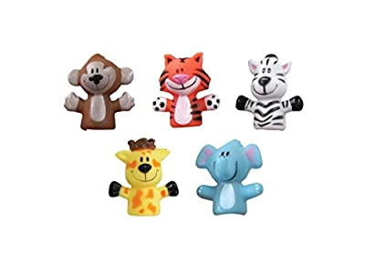 Playtex Baby Playtex Bath Finger Puppets, Multi by Ginsey Home Solutions