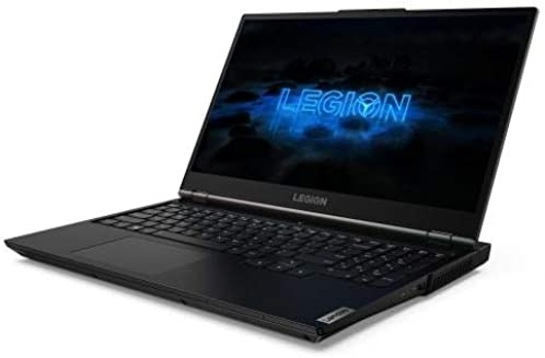 "Lenovo Legion 5 15.6"" Laptop (Hex Ryzen 5/ 8GB / 1TB HDD & 512GB SSD)"