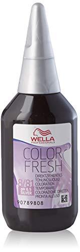 Wella Color Fresh Silver 8/81, 75 Ml