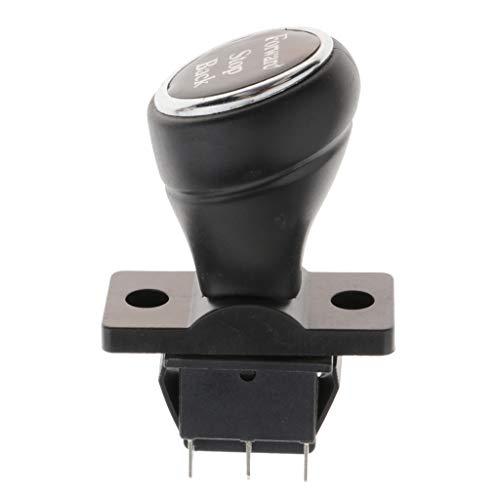 Shiwaki Joystick Schalter Steuerung Koordinatenschalter Auto Putter Schalter - Schwarz, wie beschreibung
