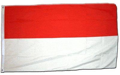Flagge Indonesien - 60 x 90 cm